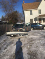 Green Machine Snow Removal / Property Services