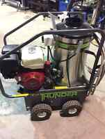 2015 Thunder MH3535G Hot and Cold Pressure Washer