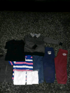 Boys Size 4T Lot