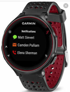 New Advance GPS Forerunner 235  Watch with  Heart Rate Monitor!