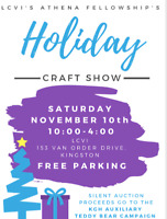 LCVI's HOLIDAY CRAFT SALE