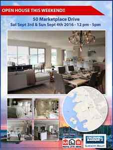 Open House This Weekend!!!!!