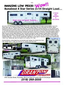 Wanted Consignment Horse & Stock Trailers Bumper Pull/Gooseneck London Ontario image 7
