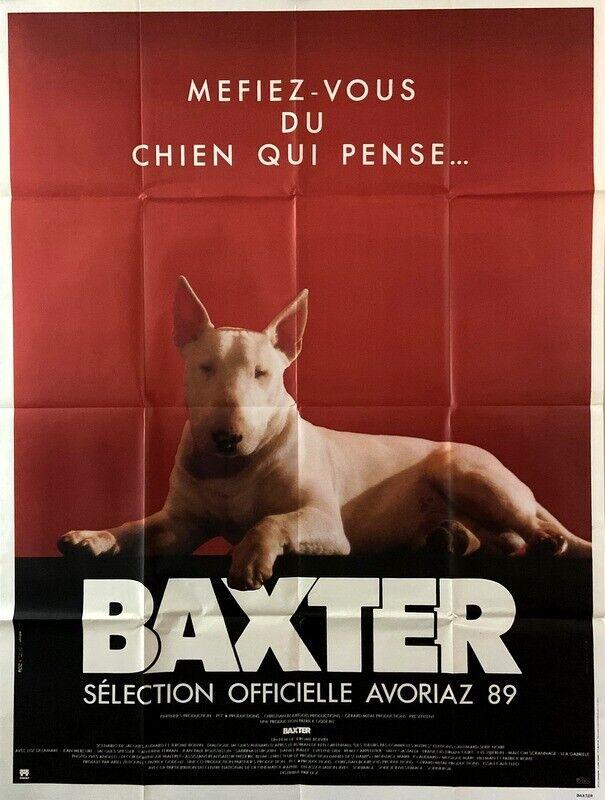 Bull terrier baxter jerome boivin 1989 120x160