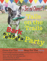 "SCARS Tails on the Tails ""Bark Party"" - pledged dog walk"