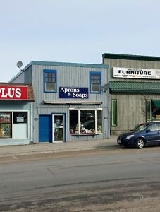 Haliburton building for sale fully rented