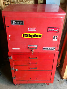 Older snap on tool chest
