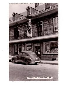 carte postale  de BEAUHARNOIS (postcard)