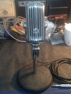 Still Available Amperite Ribbon Microphone *Working* ~Sale~