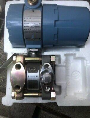 1151 Smart Rosemount Explosion Proof Pressure Transmitter - 1151gp6s22m1
