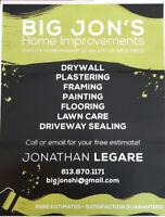 Big Jon's Home Improvements