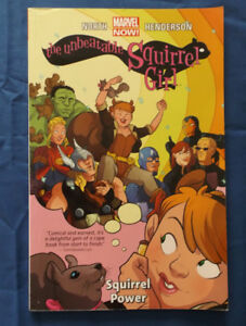 Marvel Now! TPB- The Unbeatable Squirrel Girl: Squirrel Power