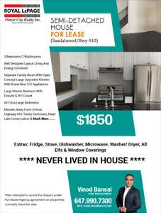 Call: 647-990-7300 Vinod Bansal Purchase Modern House