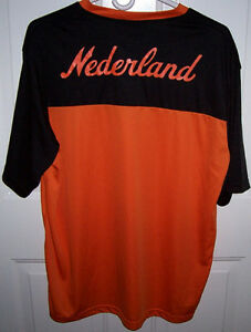 Netherlands World Cup 2014 Soccer Jersey