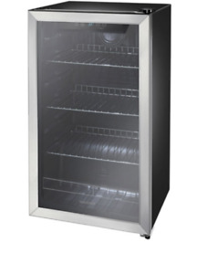Brand New Never Opened Sealed 115 Can Or Wine Cooler Stainless