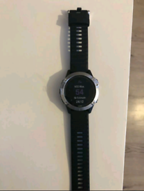 Garmin Fenix 6 ultimate Gps Watch.