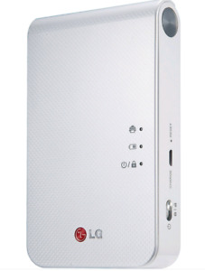 LG photo printer 2 (great condition)