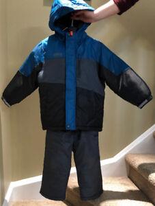 Boys OshKosh Two-Piece Snow Suit (Size 7)