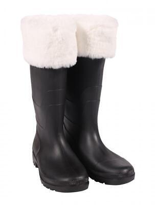 Nikolaus Santa Claus Weihnachtsmann Stiefel Kostüm Nikolauskostüm Weihnachten