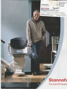 STAIRLIFT - STANNAH 420