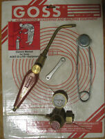 AIR-ACETYLENE SOLDERING AND BRAZING KIT