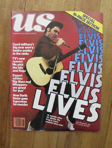 1979 Elvis Special US Magazine