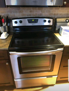 Stainless steel appliances !!