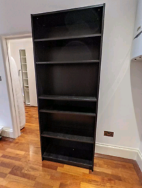 IKEA Billy Shelves (Black)