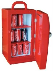 Coca-Cola Retro Style 18-Can Fridge