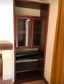 WOOD Cabinet & bookcase