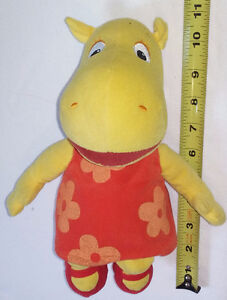 Tasha from Backyardigans Plush Toy