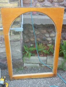 Antique Arched window Stratford Kitchener Area image 1