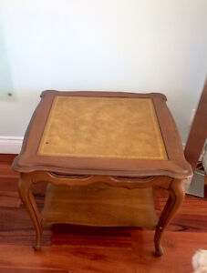 VINTAGE  SQUARE  TABLE