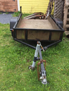 ATV AND UTILITY TRAILER FOR SALE