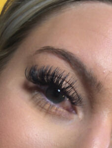 TORONTO EYELASH EXTENSIONS (near Yorkdale mall!!)