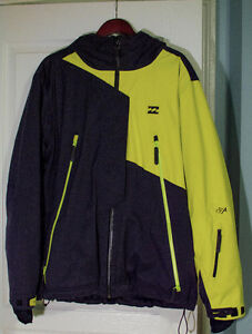 2014 Billabong Aved Series Jacket, size Large, Ski & Board Coat