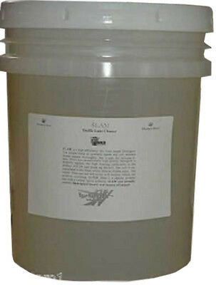 5 Gallons Slam 3001 Carpet Cleaning Chemicals Slam5 Fabchem