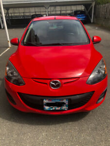 2011 Mazda2 **AVAILABLE SEPT 1**