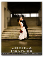 Wedding Photographer Josh Kraemer: $1850, 10hrs, HiRes, +Gallery