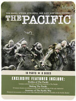 The Pacific, DVD, HBO mini Series, 6 Discs, Only Viewed Once
