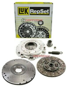 JEEP TJ CHEROKEE & MORE CLUTCH AND FLYWHEEL SET LUK REPSET.