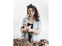 Floral Wedding Designer/Florist