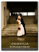 Wedding Photography Josh Kraemer: $1500, 8hr, HiResUSB  +Gallery