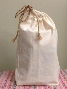 Organic Cotton Bread/Bulk/ Produce Bags, and Fold Top Sandwich/S