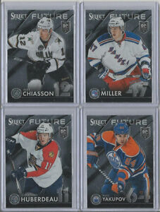 2013-14 Panini Select Future Watch Hockey Cards