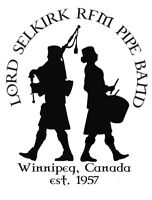 The Lord Selkirk RFM Pipe Band is welcoming new students!