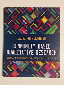 Community-Based Qualitative Research by Laura Ruth Johnson