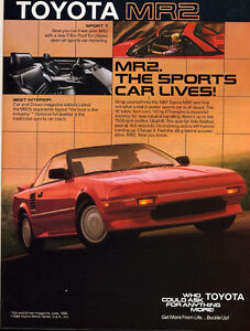 Looking to by AW11 MR2