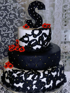 Custom Cakes to suit any event