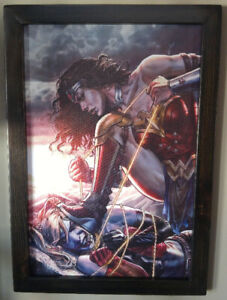 NEW Wonder Woman & Harley Quinn print!